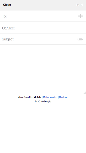gmail screenshot basic