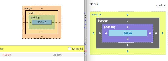 ul width in CSS