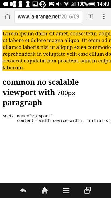 Screenshot of chrome viewport