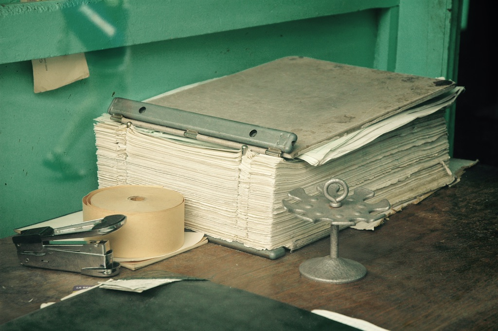 Binder of pages